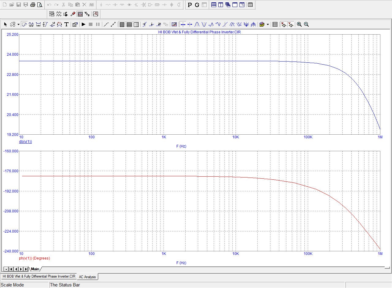 Amplimos V Fet Sit Amplifiers One Stage Using A As Voltage Controlled Resistor Above Harmonic Distortion At 55w