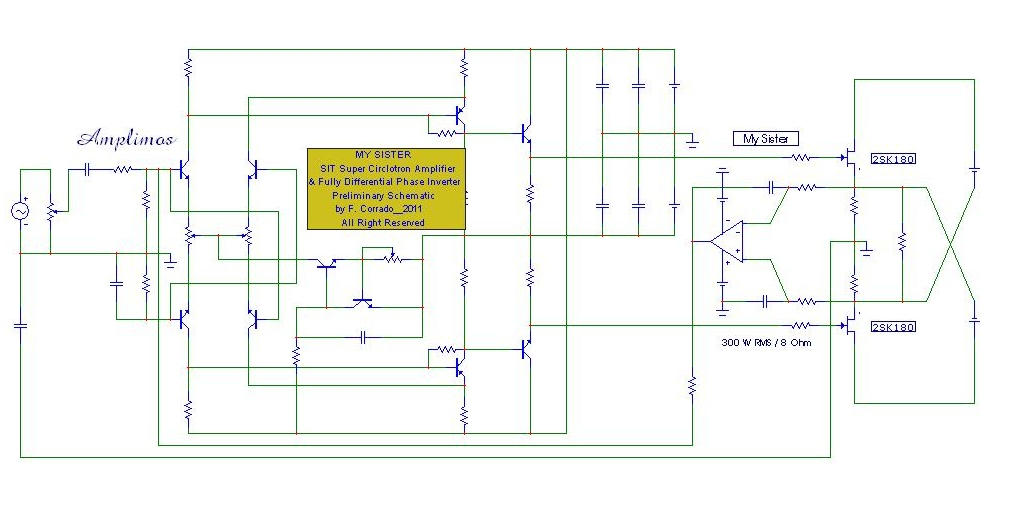 diy audio amplifier schematics diy wiring diagram free